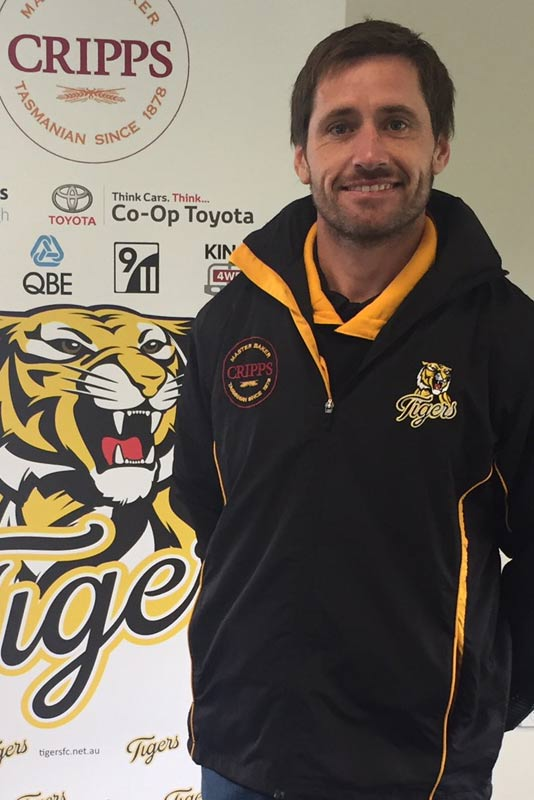 Tigers FC announce appointment of Scott Matheson as TSL Senior Coach