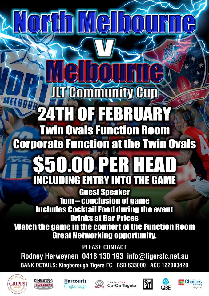 JLT Community Series