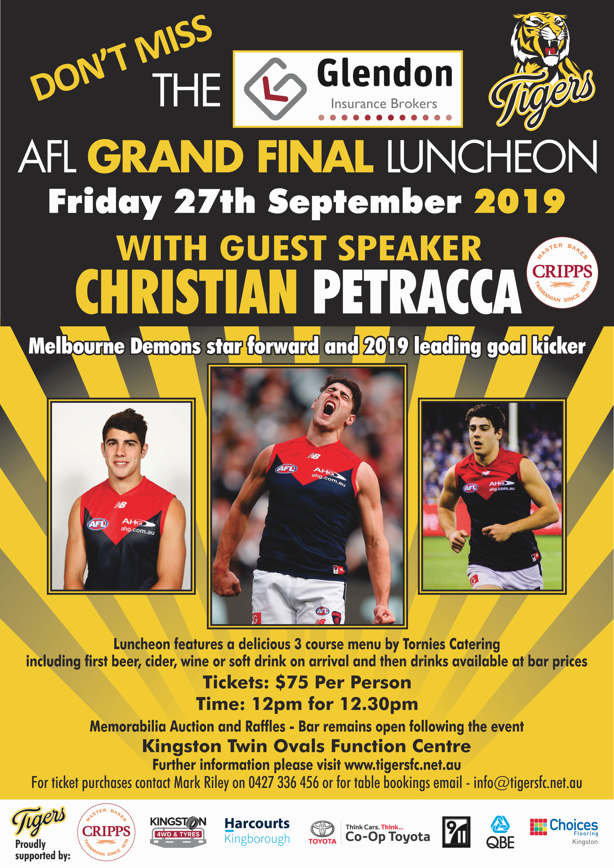 AFL Grand Final Luncheon